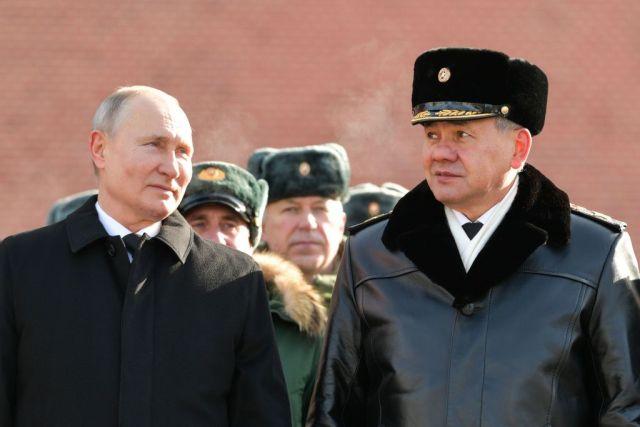 lavrov e shoigu per aiutare Russia Unita