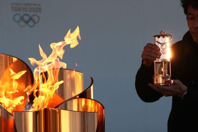la storia della Torcia olimpica