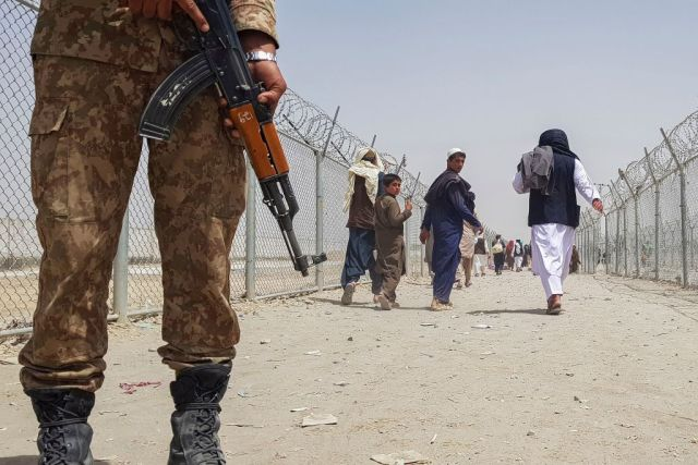 fallimento dell'occidente e evacuazione dall'afghanistan