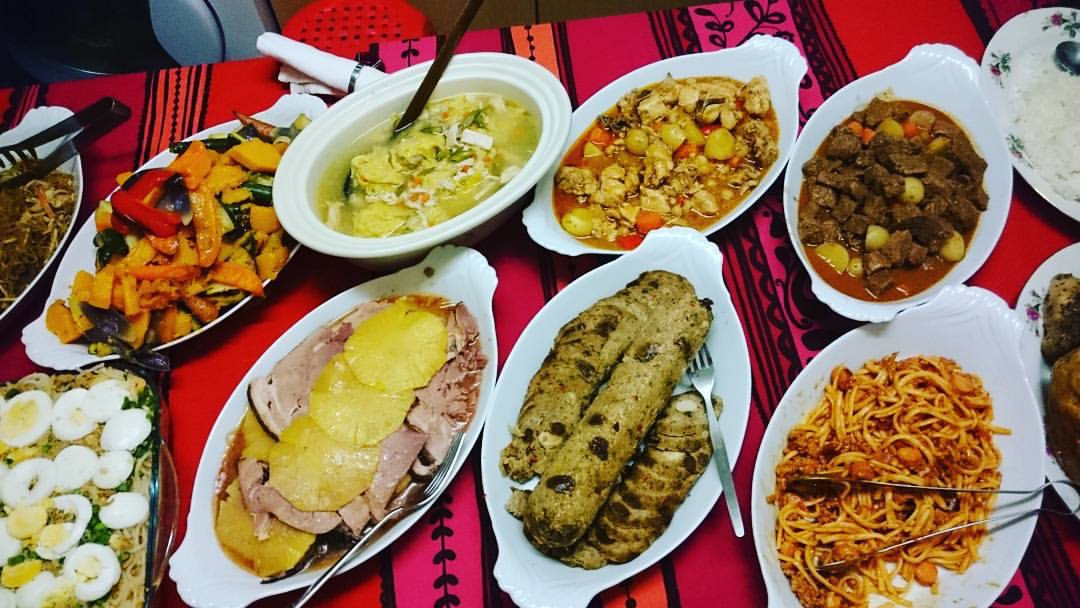Philippine Year New Menu Recipes