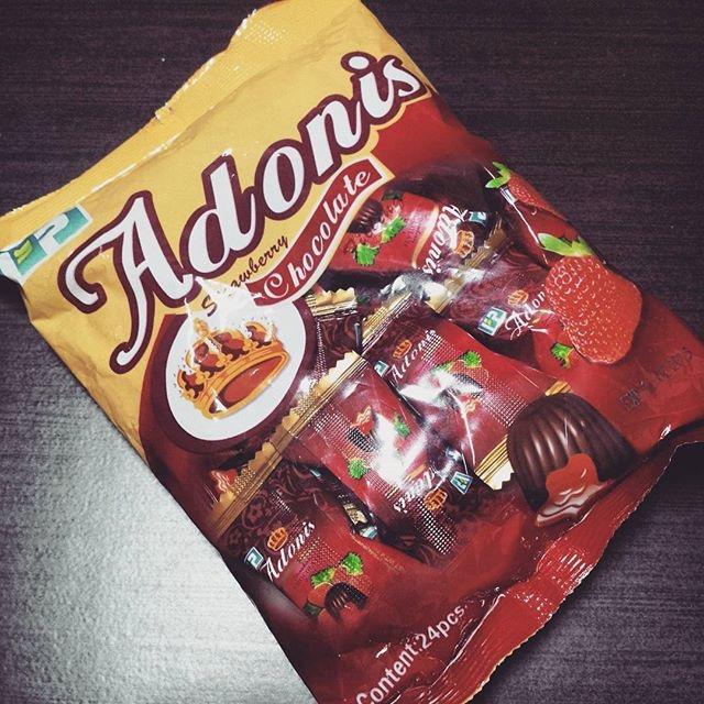 Adonis Strawberry Chocolate