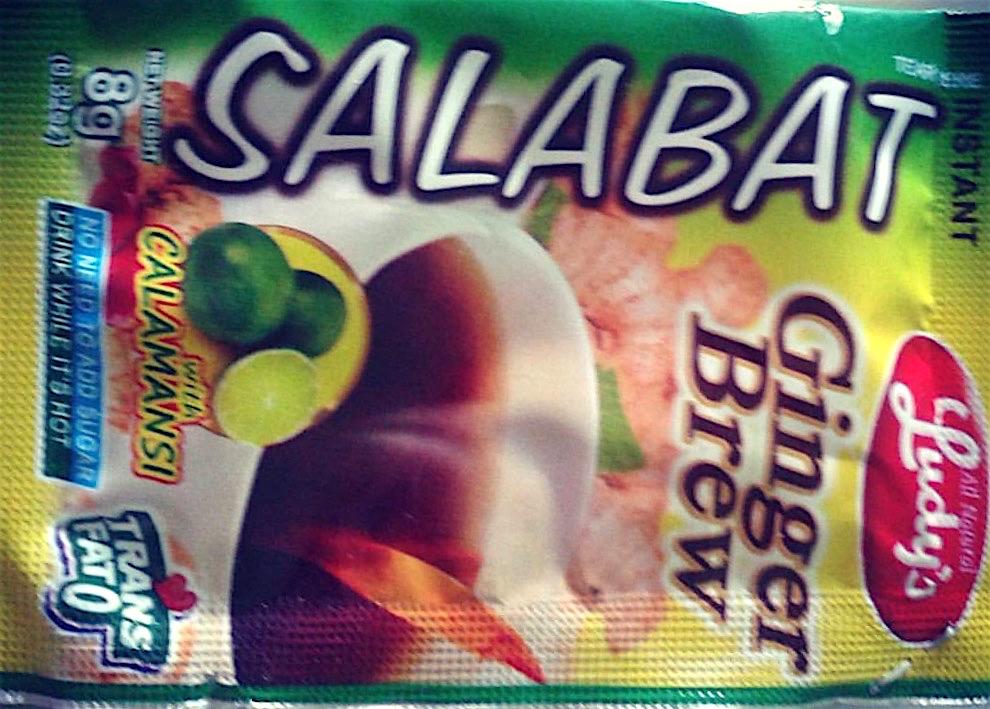 SALABAT RECIPE