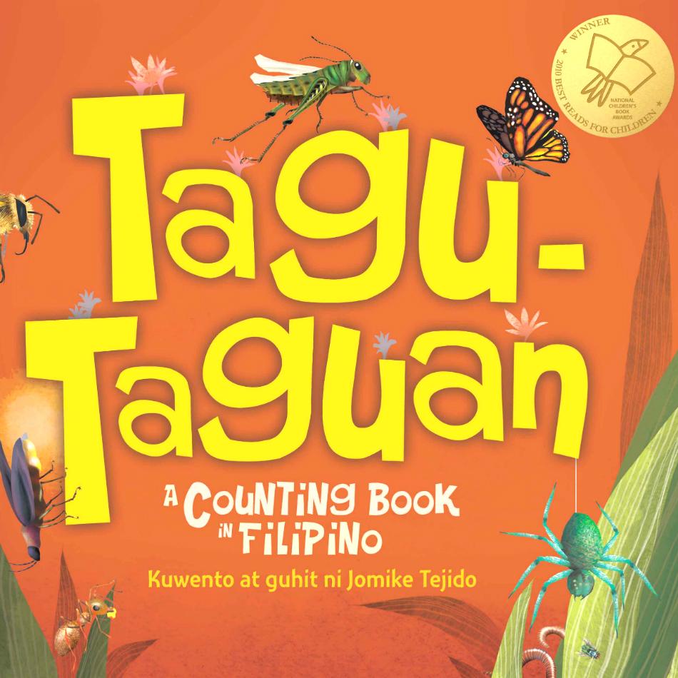 Filipino Counting Book