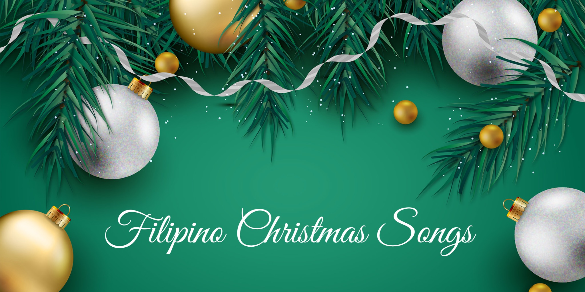 Top 10 Filipino Christmas Songs!!