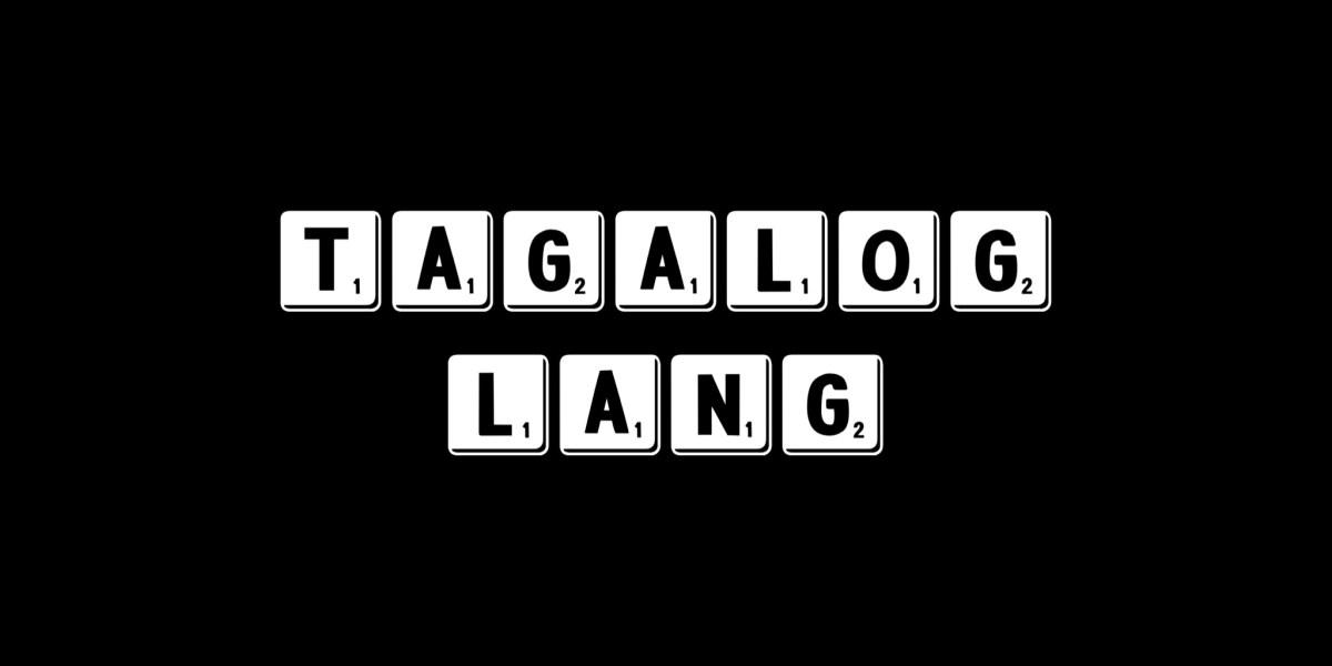 TagalogLang