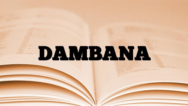 DAMBANA