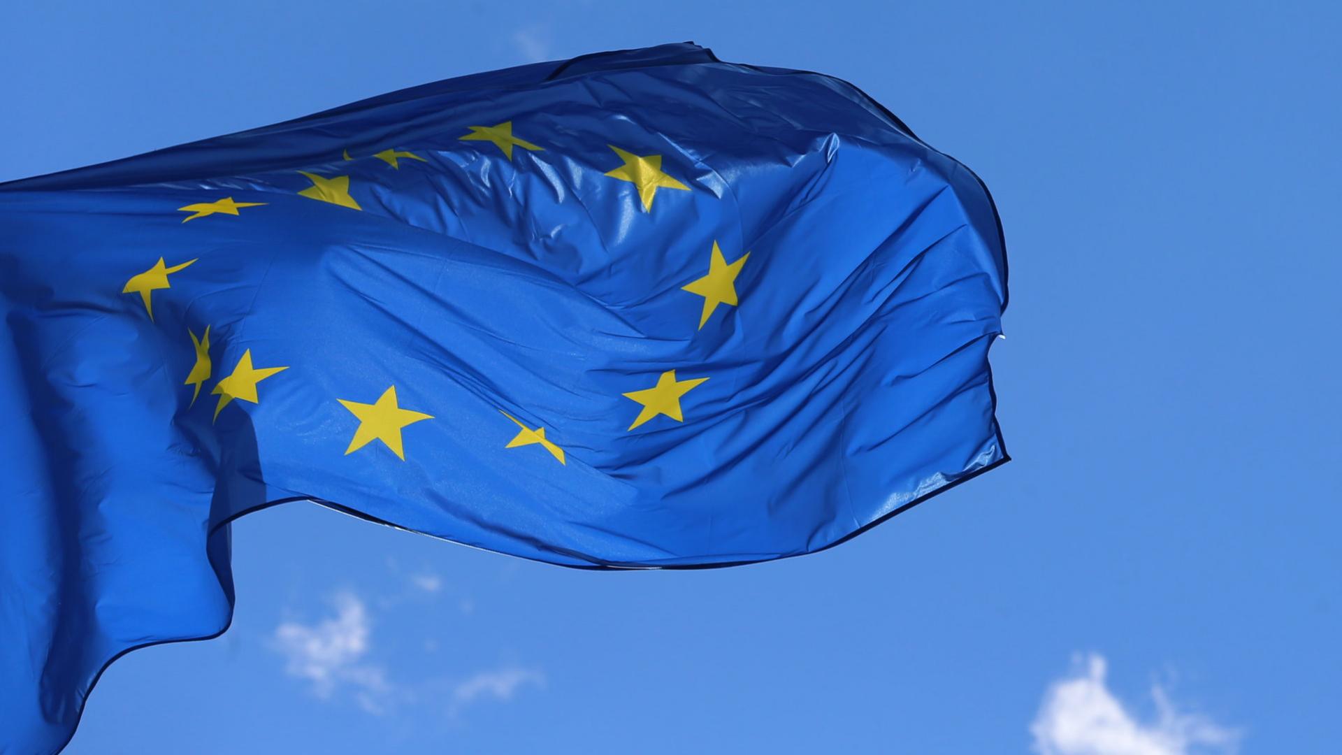 EU-Flagge | Bildquelle: dpa