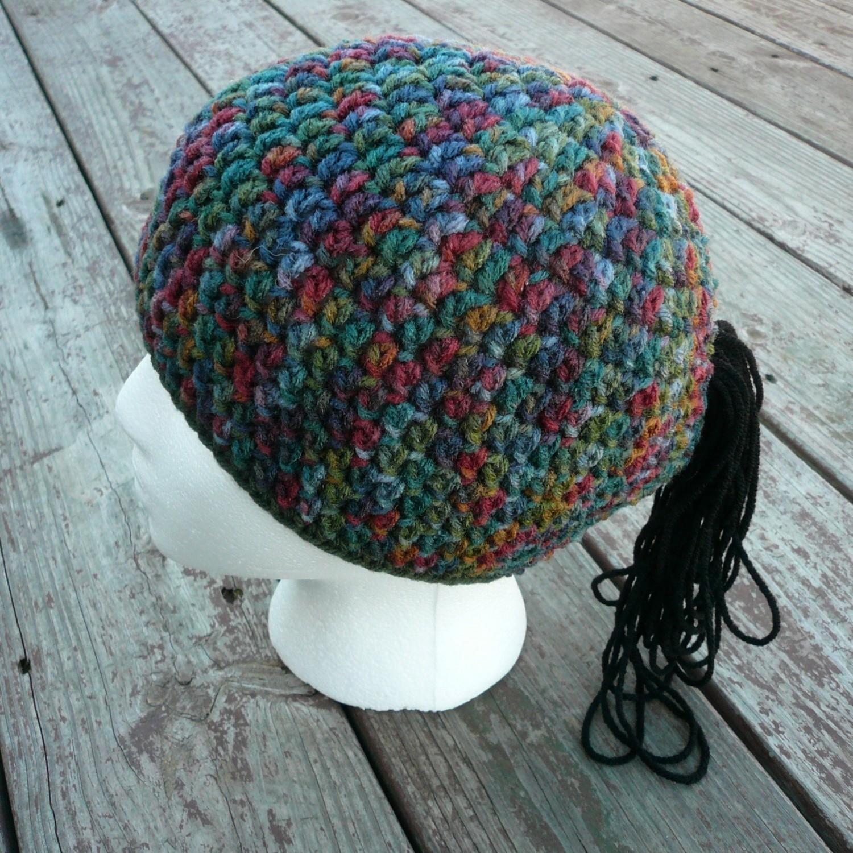 Knit Look Crochet Headband Pattern