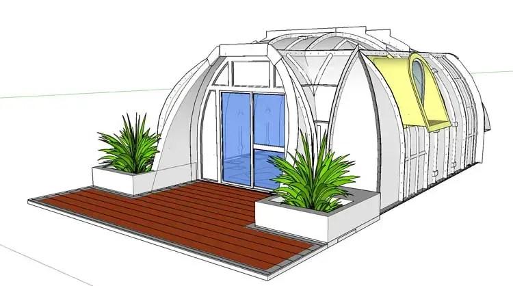 Compass Green - FRP Homes - Terranova Build