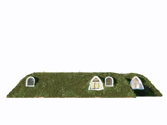 Compass Green - FRP Homes - Kluane