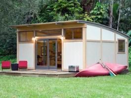 Cabin Fever - Maxwell Prefab Home