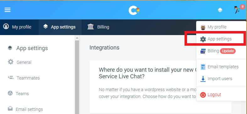 customerly integration google tag manager