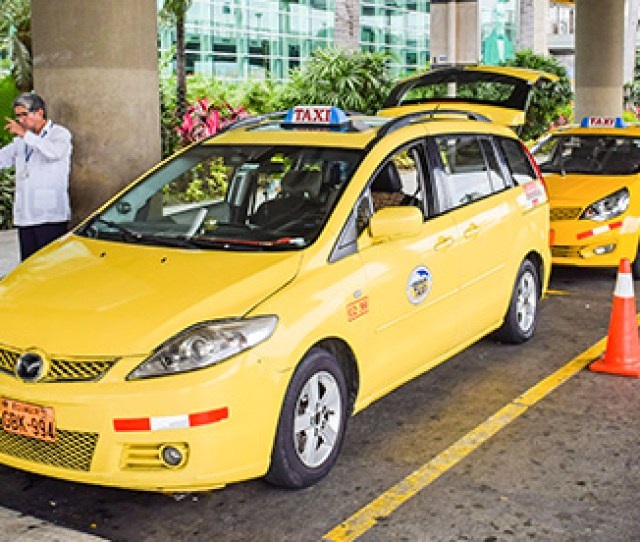Authorized Taxi Services