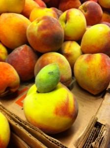 peach creature