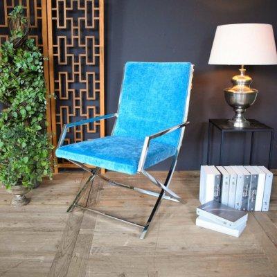 Poltroncina Turquoise MANHATTAN – TAG'S