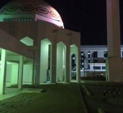 Photo of فتحة صرف بمدينة الملك عبدالعزيز الطبية