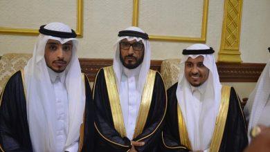 صورة حفل زواج الشابين وائل و أسامة أبناء متعب الغثيان