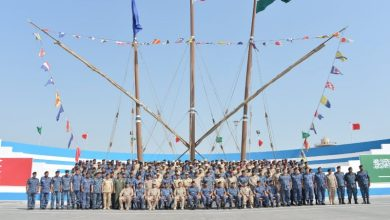Photo of وصول سفن القوات البحرية السعودية وقوات الأمن البحرية الخاصة إلى ميناء قاعدة سلمان البحرية بالبحرين