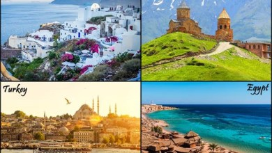 Photo of أفضل الوجهات السياحية لموسم الصيف في عام  2017