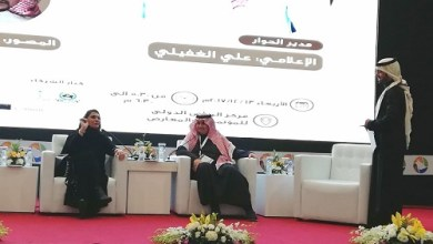 "Photo of ""الغفيلي"" يُدِير الجلسة الحوارية في ""رحلات ألوان السعودية"""