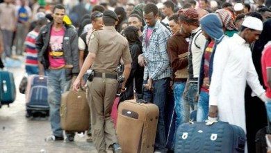 Photo of إثيوبيا تعلن وصول 10 آلاف من مواطنيها المخالفين المرحلين من المملكة خلال 20 يوماً