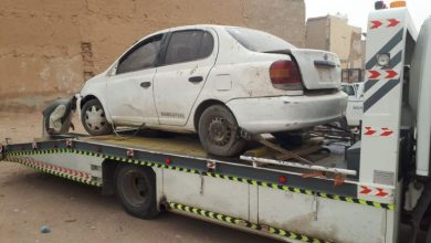 Photo of أمانة الرياض تزيل أكثر من 1500 مركبة مهملة من طرقات وشوارع المدينة