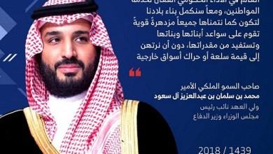 Photo of سمو ولي العهد يرسم معالم المملكة الواعدة لمرحلة ما بعد النفط