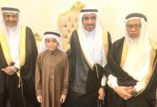 "Photo of آل بزرون تحتفل بزفاف ""علي"""