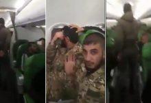 Photo of فيديو يوثق نقل المرتزقة السوريين بالطائرة إلى ليبيا للانضمام لميليشيات الوفاق