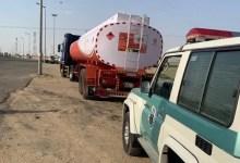 Photo of مرور بيشة يلقي القبض على قائد شاحنة متهور