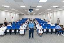 """صورة """"صدارة"""" تستقبل 44 طالباً وطالبة ضمن الدفعة الجديدة لبرنامجها للتدريب التعاوني لعام 2020م"""