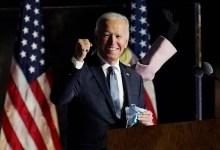 صورة وسائل إعلام أمريكية: بايدن رئيساً للولايات المتحدة