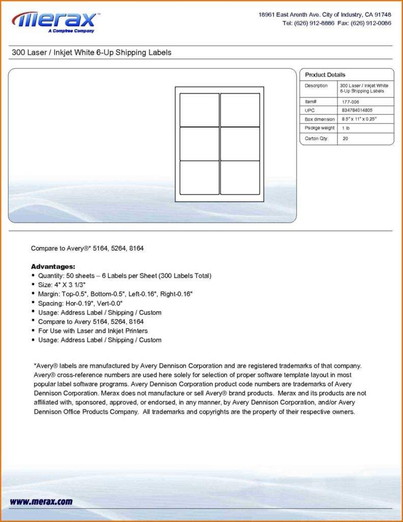6 Labels Per Sheet Template and Blank Water Bottle Label Template Wl Free 16 Labels Per
