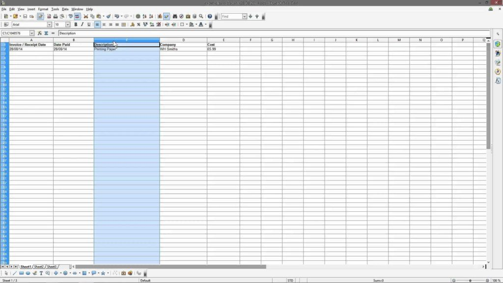 Accounting Spreadsheet Templates for Small Business and Business Spreadsheet Of Expenses and In E 1 Accounting