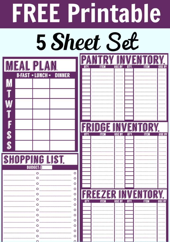 Bakery Inventory Spreadsheet and Restaurant Kitchen forms organized now Workplace Wizards In