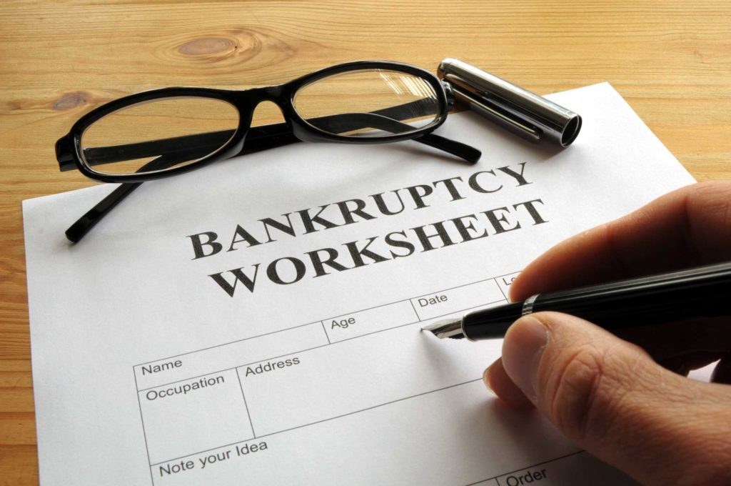 Bankruptcy Worksheet and Can You File Bankruptcy On Your Own asttastt