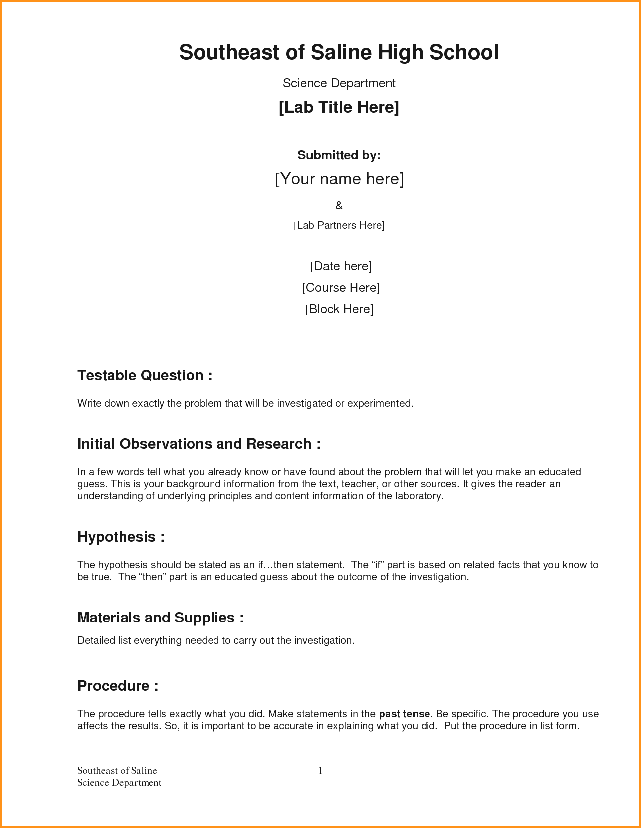 Bill List Template and Business Report Template Example Masir