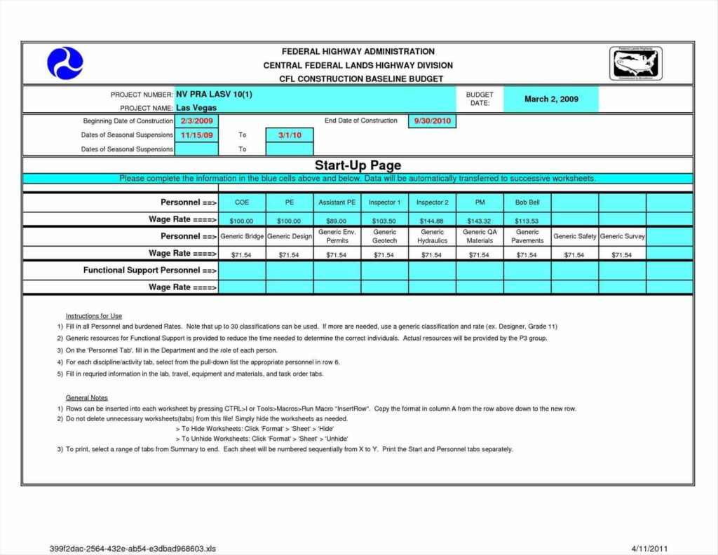 Bill Of Materials Spreadsheet Template and Bills Template Bud Sample Bud Spreadsheet Planner Worksheet