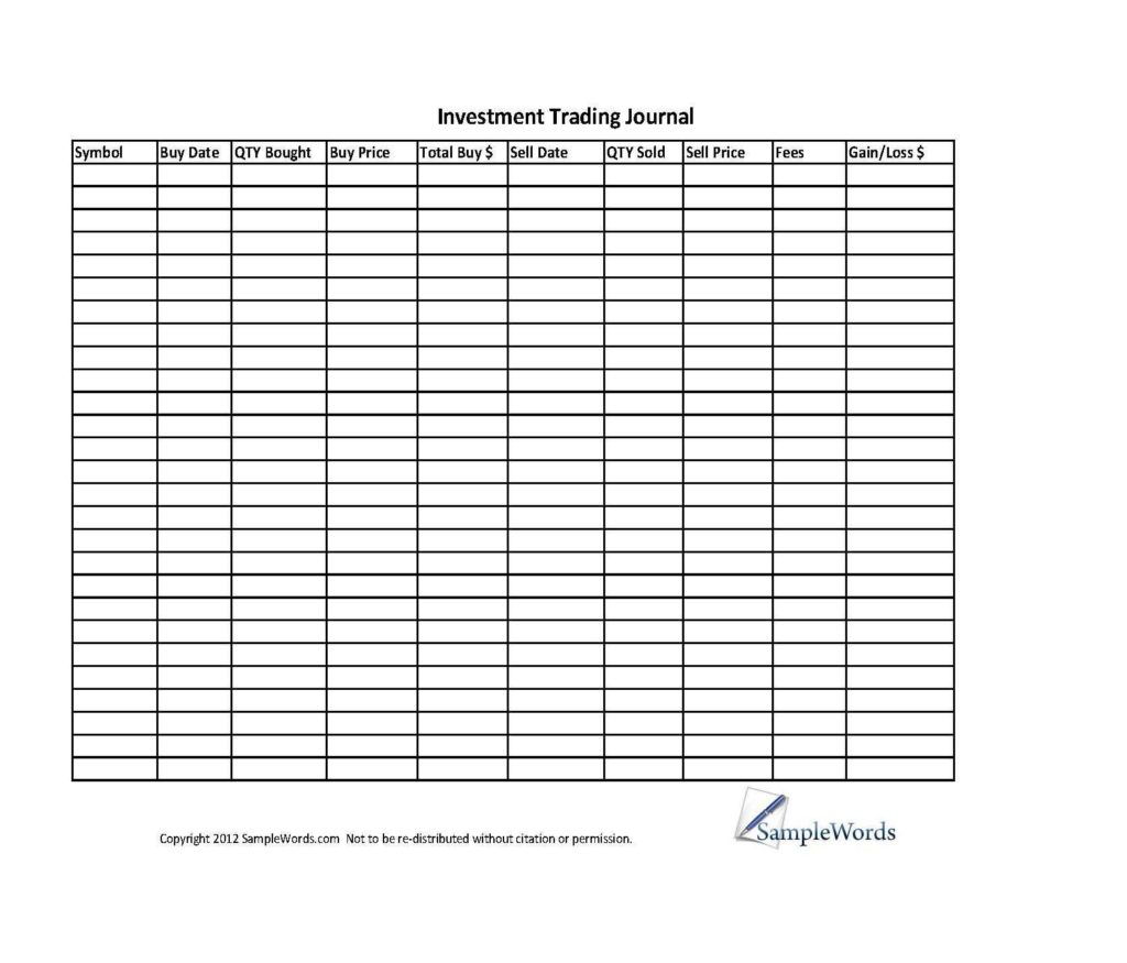 Bill Payment Record Template and Financial Bud Ing forms Worksheets