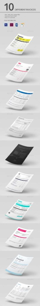 Bill Template Psd and Best 20 Invoice format Ideas On Pinterest Invoice Template