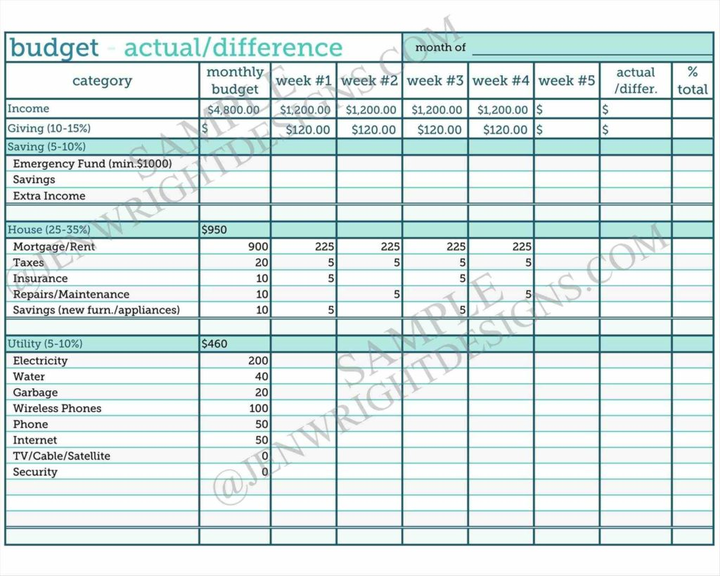 Business Monthly Expenses Spreadsheet and Monthly Bud Worksheet Template Virtren