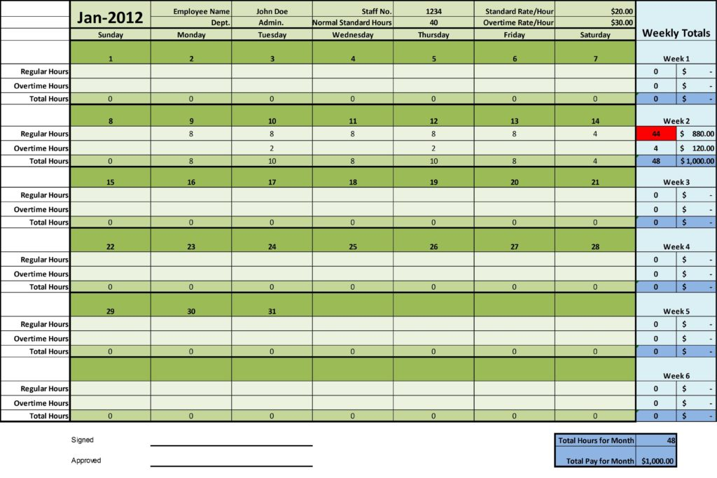 Commission Tracking Spreadsheet and 100 Excel Costing Template Free Excel Project Management