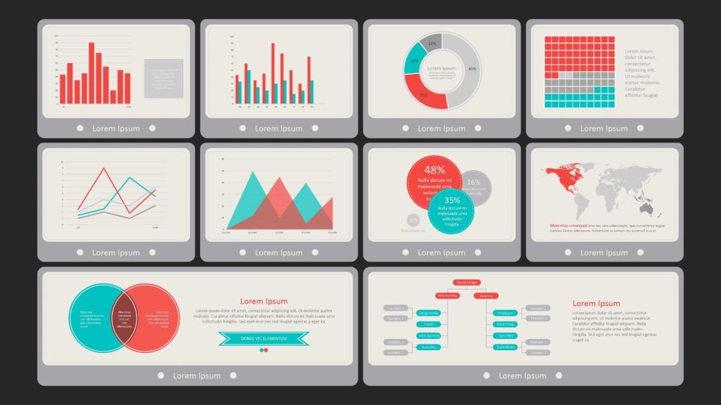 Download Excel Dashboard Template and Ppt Dashboard Template Flat Vintage Dashboard Scorecard Examples