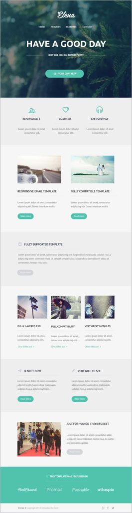 Email Marketing Report Template and the 25 Best Email Templates Ideas On Pinterest Email Newsletter