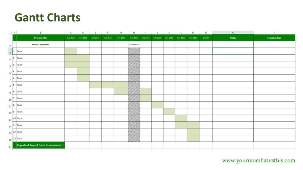 Free Download Gantt Chart Template for Excel and 100 Gantt Chart Templates Excel Free Marketing Timeline