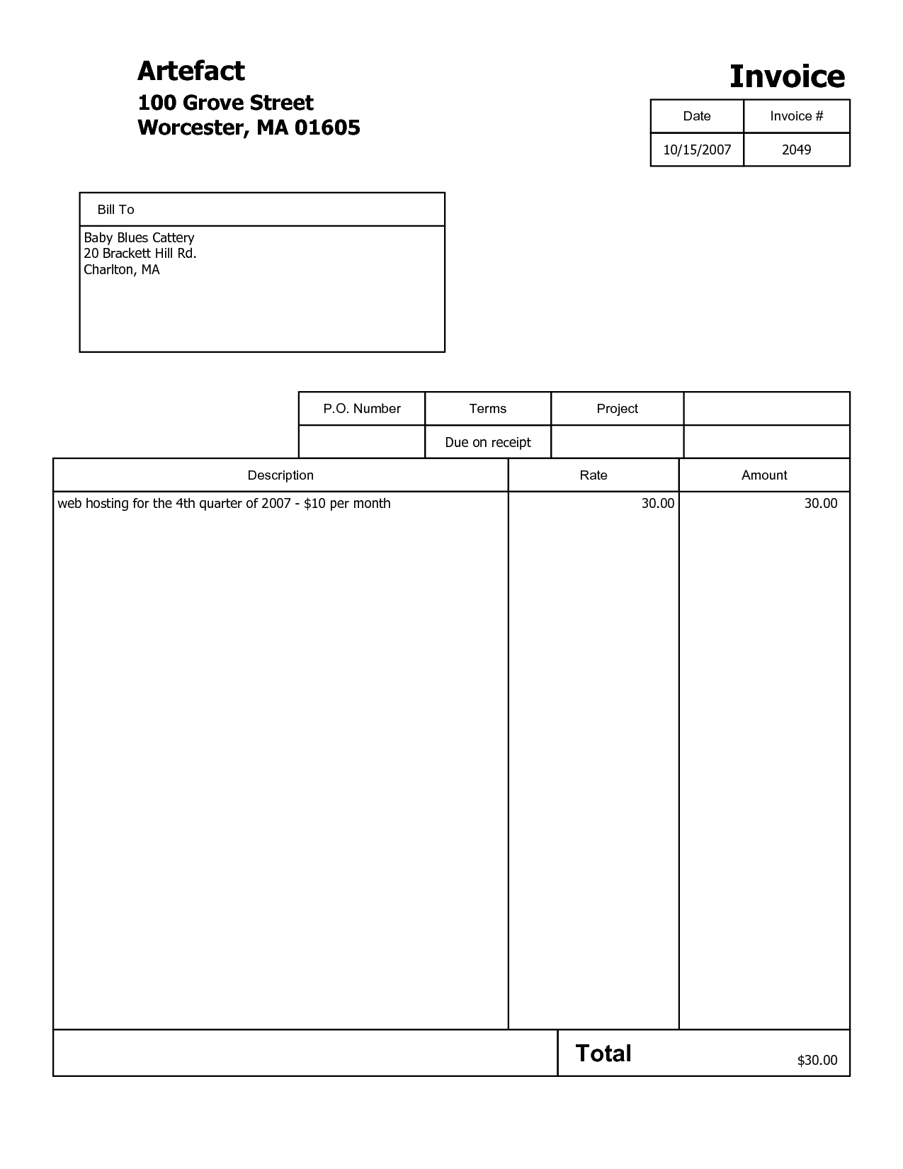 Free Download Of Invoice Template and 28 Free Invoice Template Pdf Pin Invoice