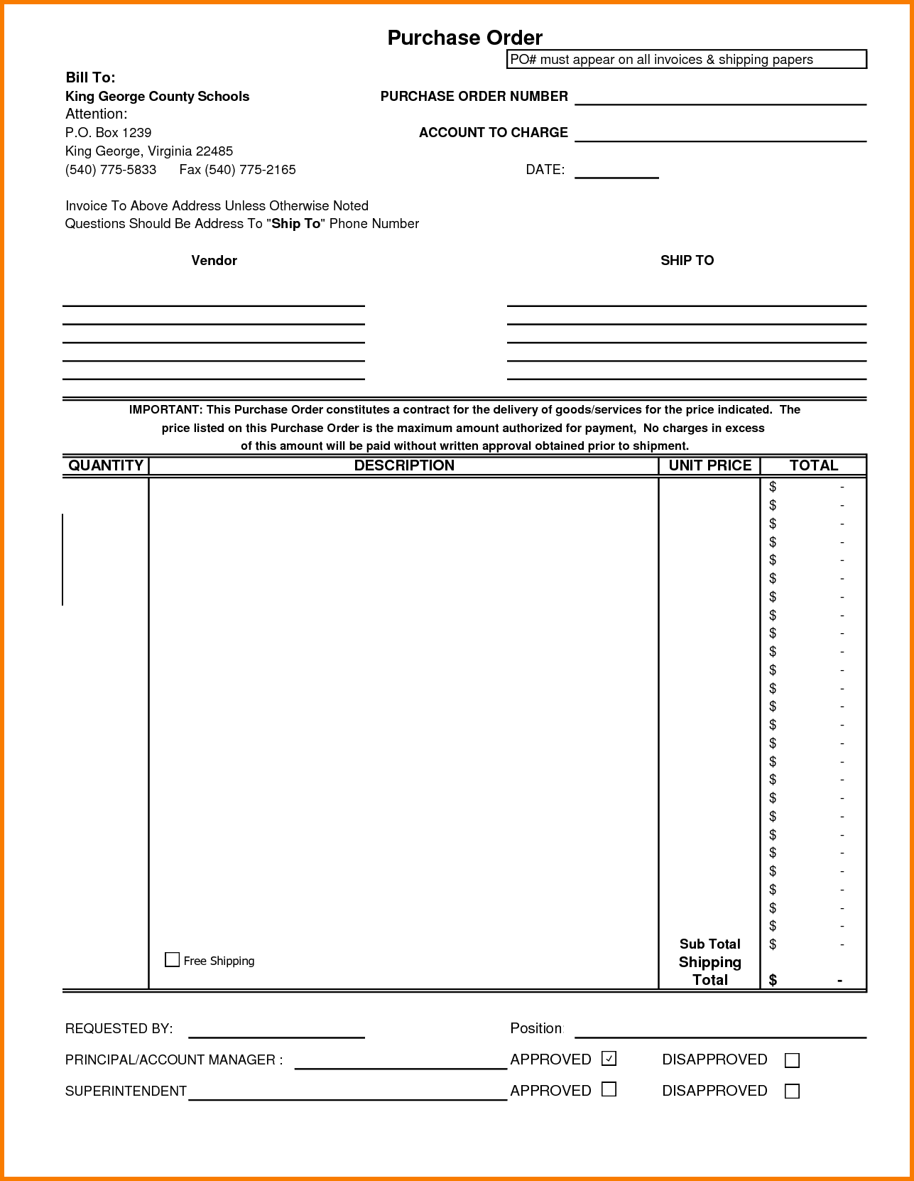 Free Printable Invoice Template Pdf and Printable Blank Invoice Template Template Ptasso
