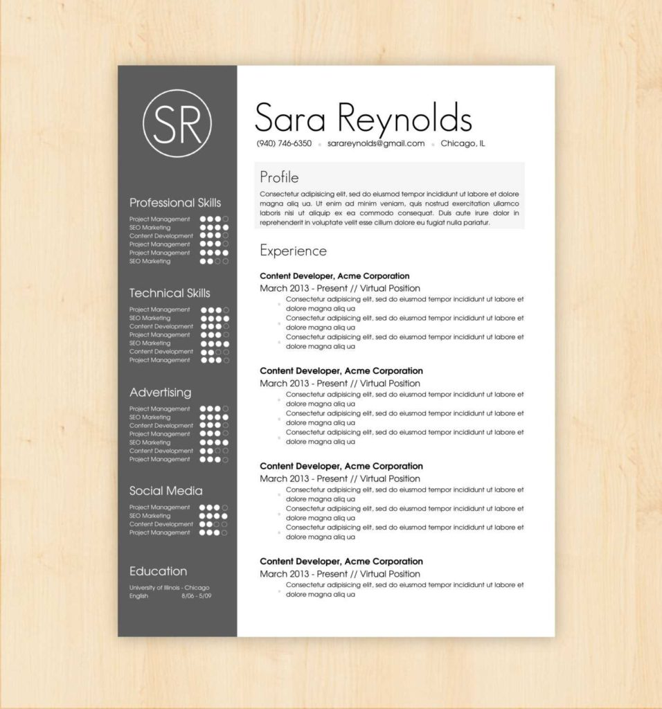 Google Spreadsheet Developer and Free Resume Templates Google Docs Template In 79 Charming
