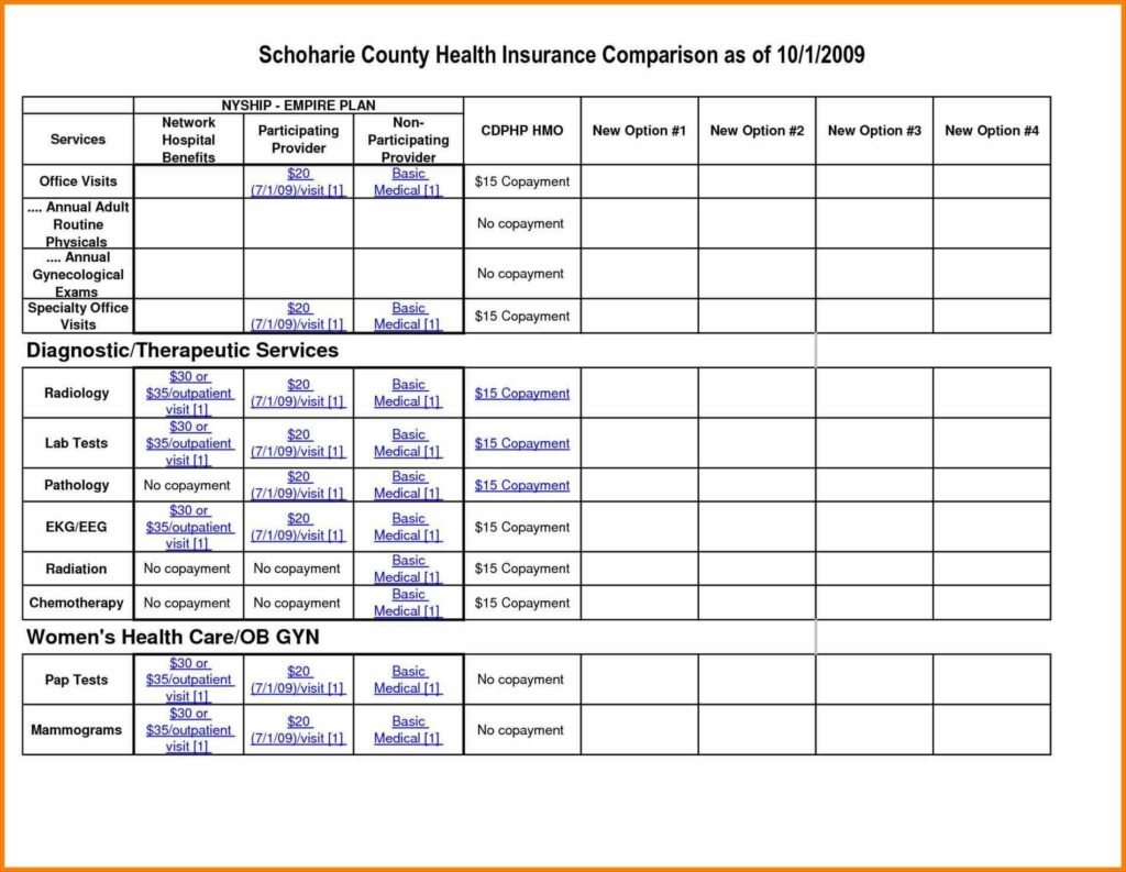 Home Loan Comparison Spreadsheet And Ing A Home Nab