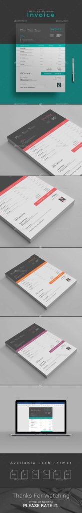 Invoice Template for Graphic Designer Freelance and Best 25 Invoice Template Ideas On Pinterest Invoice Layout